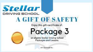 Gift Certificate No._ P3